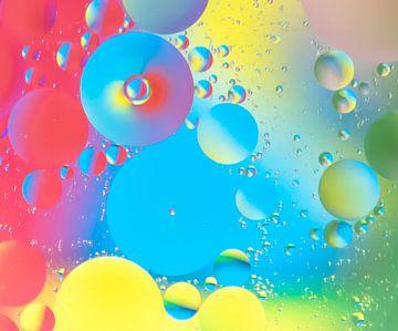Water drops... von Cecilio Rodriguez