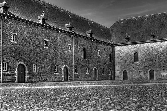 Oude binnenplaats van MSP Photographics