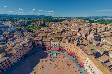 Siena Italie van Bert Bouwmeester