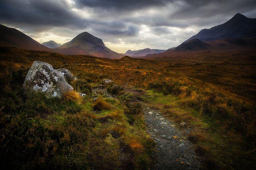 De droom heet Schotland van Steven Dijkshoorn