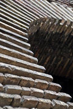 Boog in Rome van Marieke van der Hoek-Vijfvinkel