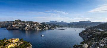 Mallorca, Puerto Andratx von La Mola