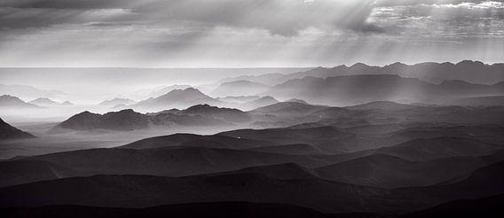 Namibia by air van Richard Guijt