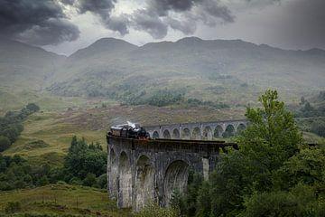The Jacobite - Harry Potter trein van Mart Houtman