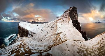 Kallur winter panorama sur Wojciech Kruczynski