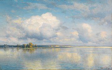 Konstantin Jakowlewitsch Kryzhitsky-See, 1892