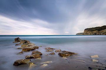 Kourion Küste, Zypern von Adelheid Smitt