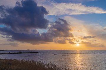 Nationalpark Lauwersmeer von Johan Mooibroek