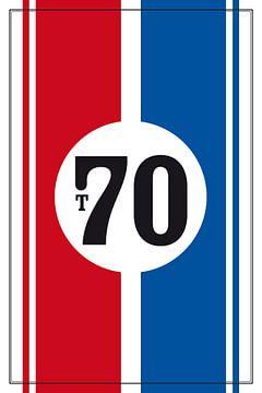 Lola T70, racewagenontwerp van Theodor Decker