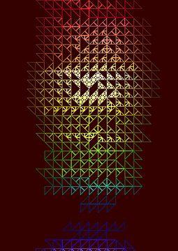 RGB N.9 van Olis-Art