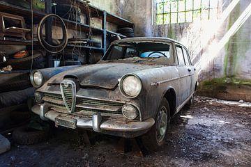 Alfa romeo 2000 berlina III