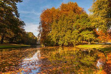 Autumn in Rotterdam sur Ilya Korzelius