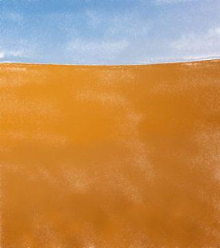 Monotonie in de woestijn van Frank Heinz