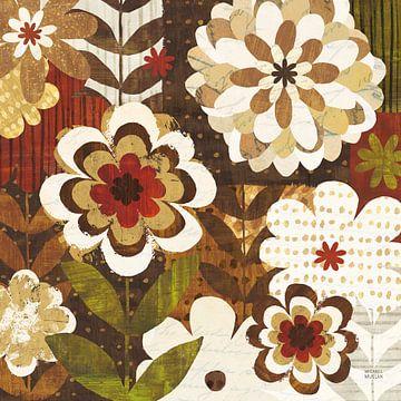 Happy Daisy Garden, Michael Mullan van Wild Apple