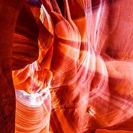 Antelope Canyon van Richard Reuser