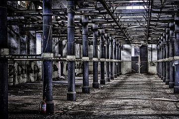 Romeins Abattoir von Leanne lovink