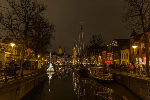 WinterWelvaart Hoge Der A Groningen