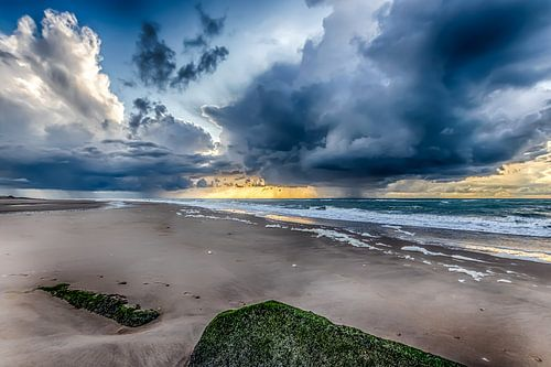 Maasvlakte Beach HDR