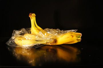 Bananen mit Kunststoffverpackung - Teil 1 von 4 von Marion Hesseling