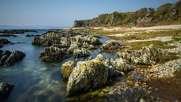 Kust van Schots eiland Arran - 4 van Adelheid Smitt