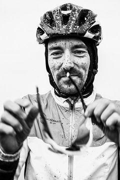 Sander - Cannondale CAADX sur Léon van Bon - FOR THE LOVE OF MY BIKE