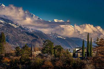 Wat een uitzicht van Yann Mottaz Photography