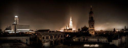 Towers of Antwerp van