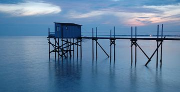 Franse kust von Pieter Veninga