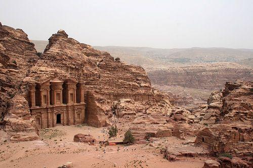 De Monastery in Petra