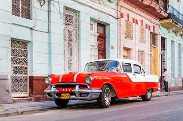 Kleurrijk Havana, colorful 2 van Corrine Ponsen