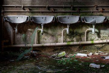 Waar is de loodgieter als je hem nodig hebt? van Steve Mestdagh