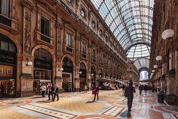 Galleria Victor Emanuel Milaan van Rob Boon
