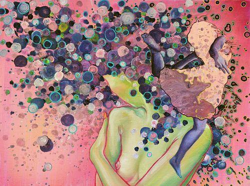 Tanzende Gedanken von Anouk Maria van Deursen