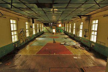 Verlassenes russisches Militärausbildungszentrum von ilja van rijswijk