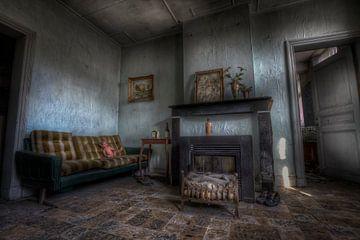 Verlassenes Bauernhaus von Eus Driessen