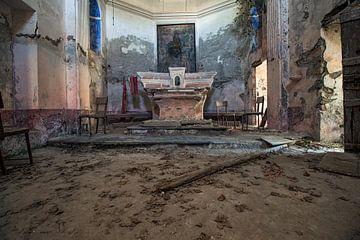 Verlassene Kirche von Markus Bieck