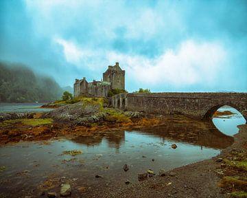 Schloss Eilean Donan, Schottland von Lars van de Goor