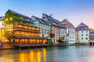 Petit France à Strasbourg en France sur Jan Schuler