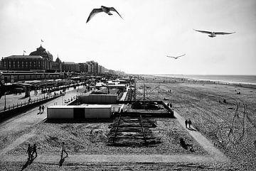De pier van Scheveningen van Sander Jacobs
