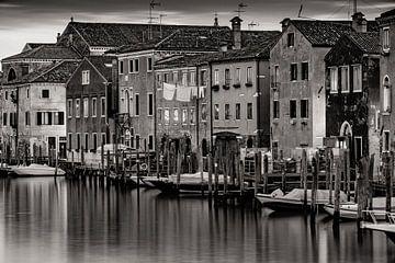Venedig in SchwarzWeiss von Andreas Müller