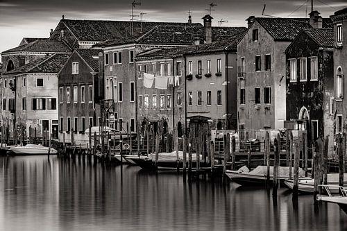 Venedig in SchwarzWeiss von