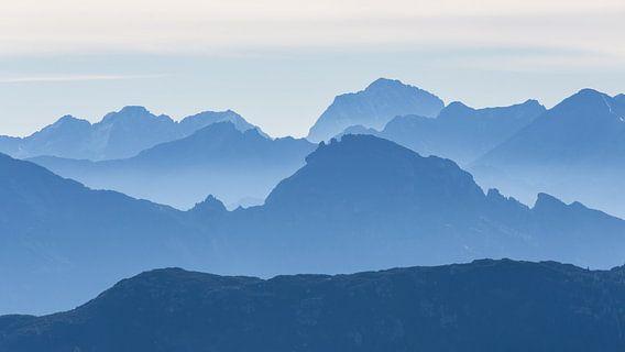 De Blauwe Bergen van Coen Weesjes