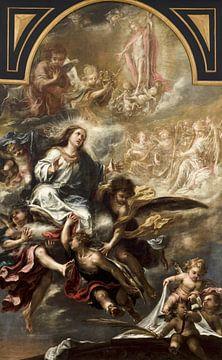 Die Himmelfahrt der Jungfrau, Juan de Valdés Leal