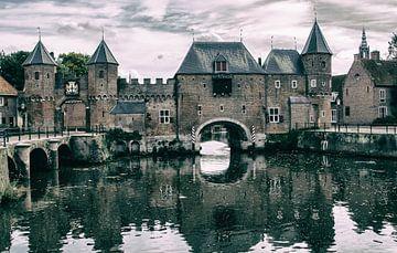 Koppelpoort in Amersfoort ... von Bert - Photostreamkatwijk