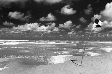 Niederländischen Küste von Christina Jacobs