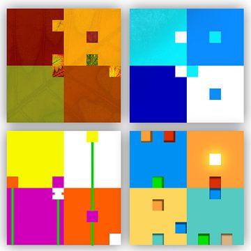 4 Seasons van Alexander Odijk