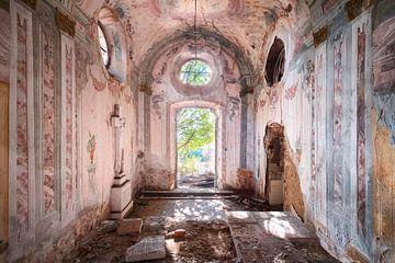 Petite chapelle abandonnée. sur Roman Robroek