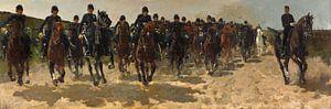 George Hendrik Breitner. Cavalerie van