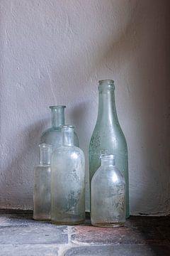 alte Medizinflaschen von Affect Fotografie