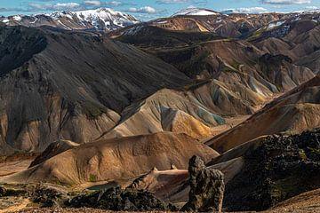 Landmannalaugar von Thomas Heitz
